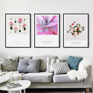Canvas Wall Art - set of 6
