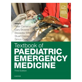 Paramedic Shop Elsevier Textbooks Textbook of Paediatric Emergency Medicine: 3rd Edition