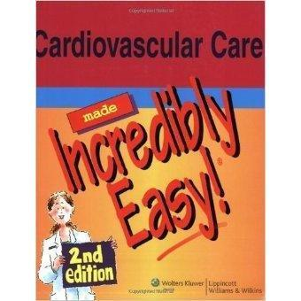 Paramedic Shop Paramedic Shop Textbooks Cardiovascular Care Made Incredibly Easy!