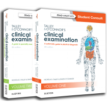 Paramedic Shop Paramedic Shop Textbooks Clinical Examination A Systematic Guide to Physical Examination - 2 Volume Set - 8th Edition