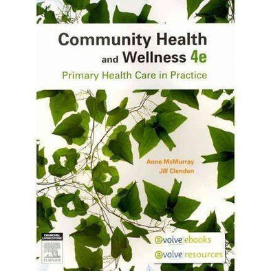 Paramedic Shop Paramedic Shop Textbooks Community Health and Wellness 4e