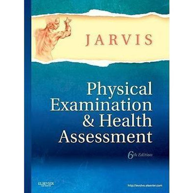 Paramedic Shop Paramedic Shop Textbooks Jarvis Physical Examination and Health Assessment 6e