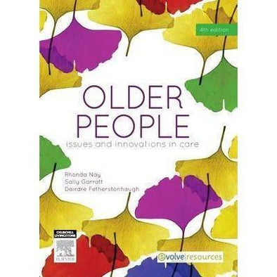 Paramedic Shop Paramedic Shop Textbooks Older People - Issues and Innovations in Care: 4e