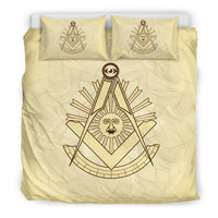 3D Customize Past Master  Bedding Set Duvet Cover