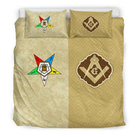 3D Customize  OES Freemason  Bedding Set Duvet Cover