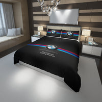 BMW Logo Custom Bedding Set #3(Duvet Cover & Pillowcases)