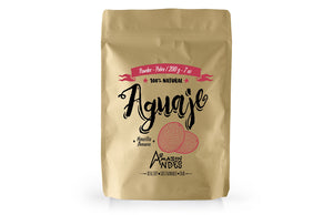 Aguaje powder (200 g – 7 oz) KOSHER and HALAL certified