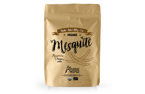 Mesquite Powder (200 g – 7 oz) NOP, JAS, EU and Kosher organic