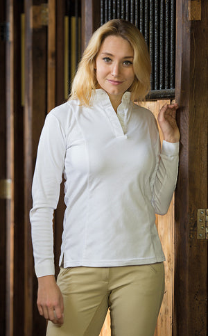 Shires Thermal Hunt Shirt Ladies
