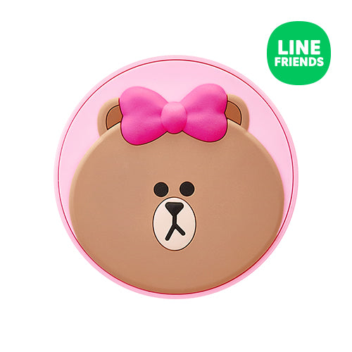 Cosmetique Coreen Missha Line Friends Edition Fonds de Teint Cushion