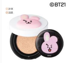 Cosmetique Coreen Maquillage BT21 x VT Cushion Cooky
