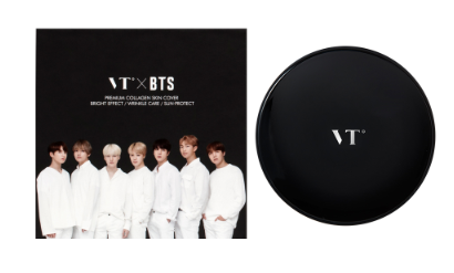 Cosmetique Coreen VT BTS Maquillage Cushion