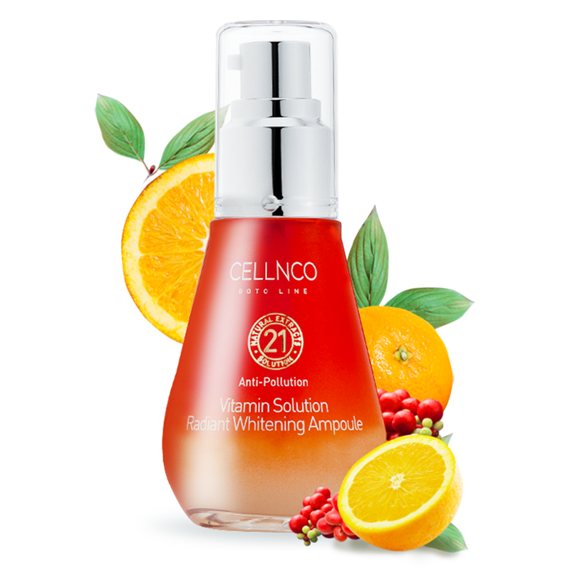 CELLNCO ~ Botoline Vitamin Solution Radiant Whitening Ampoule