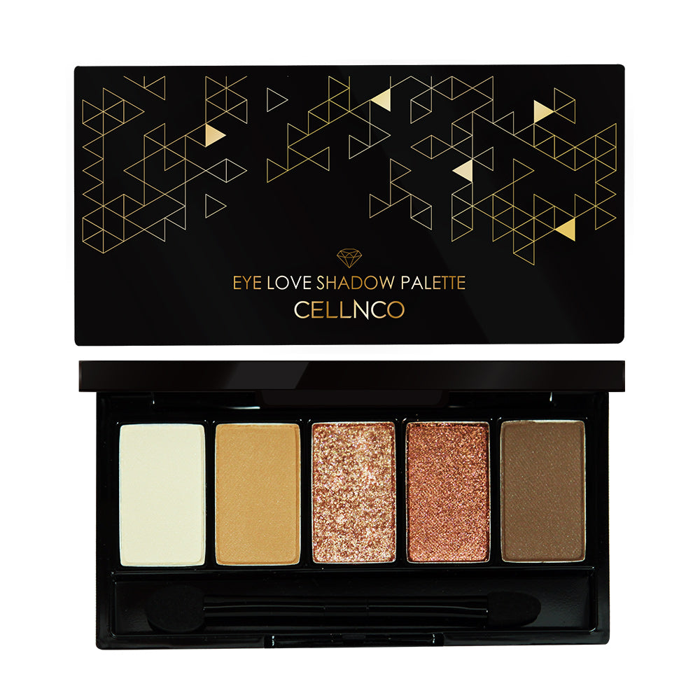 Cosmetique Coreen Cellnco Maquillage Fard A Paupieres Palette