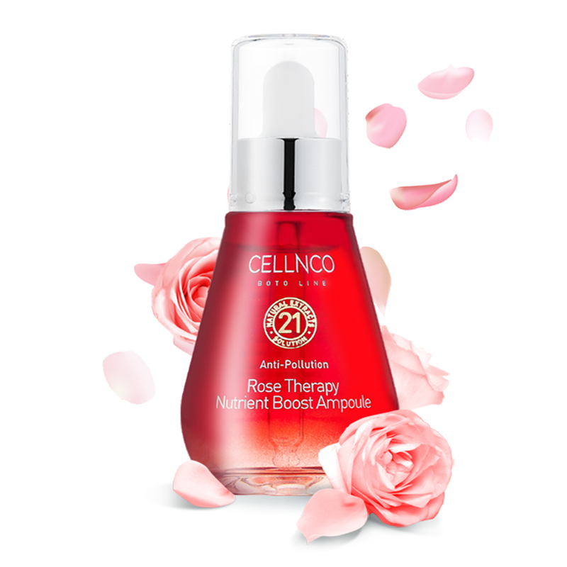 CELLNCO ~ Botoline Rose Therapy Nutrient Boost Ampoule