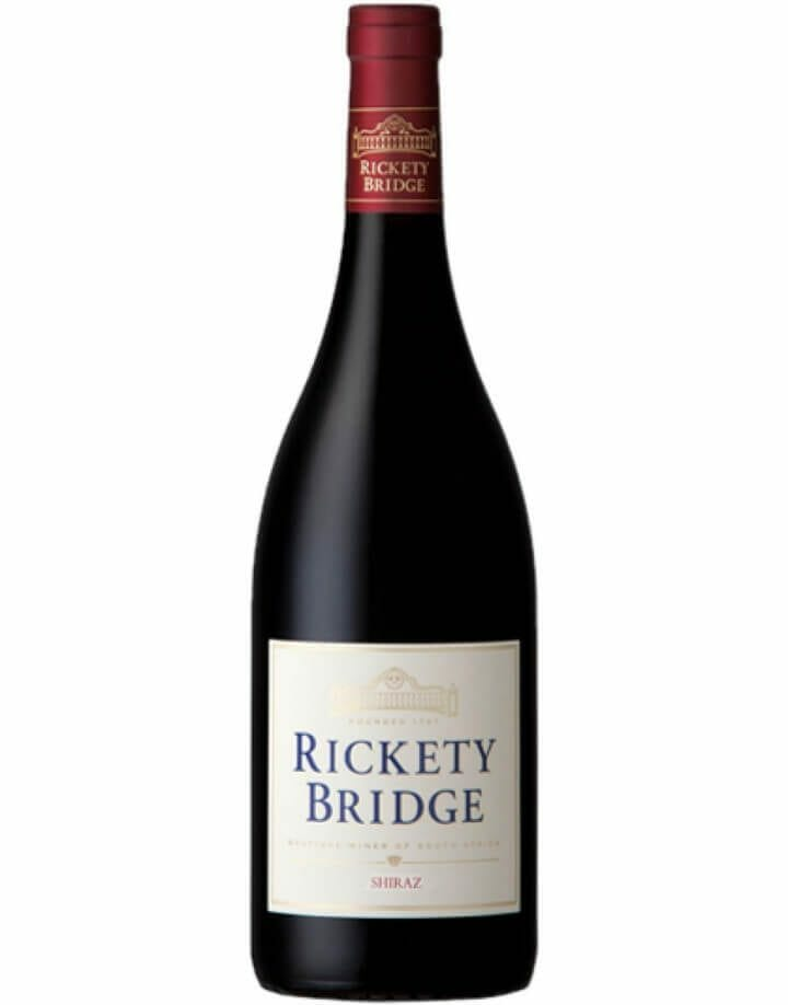 Rickety Bridge Shiraz 2014