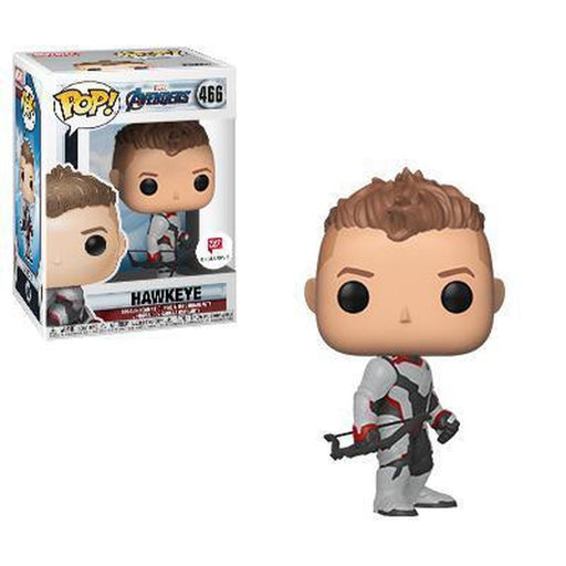 Funko Pop Movie: Avengers Endgame Hawkeye (White Suit) #466 (Pre-Order)-Fumble Pop!