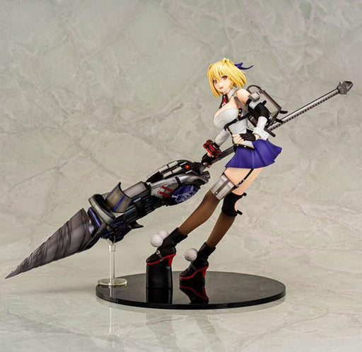 PLUM GOD EATER 3 Claire Victorious AmiAmi Exclusive Smiling Ver. 1/7 Scale Figure Pre-Order