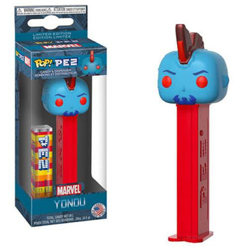 Funko Pop! PEZ - Marvel - Yondu-Fumble Pop!