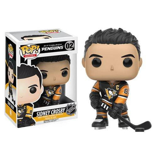 Funko Pop! NHL: Sidney Crosby Pop! Vinyl Figure (Pre-Order)-Fumble Pop!
