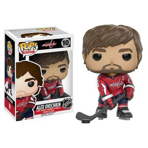 Funko Pop! NHL: Alex Ovechkin Pop! Vinyl Figure (Pre-Order)-Fumble Pop!