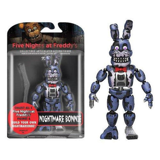 Funko Pop! Five Nights at Freddy's Nightmare Bonnie 5-Inch Action Figure-Fumble Pop!