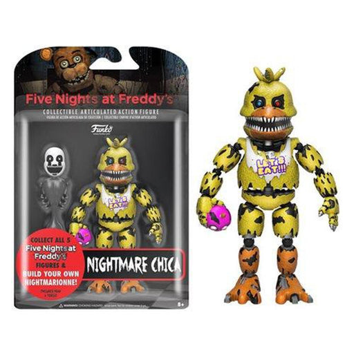 Funko Pop! Five Nights at Freddy's Nightmare Chica 5-Inch Action Figure-Fumble Pop!