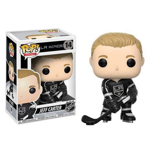 Funko Pop! NHL: Jeff Carter Pop! Vinyl Figure #14-Fumble Pop!