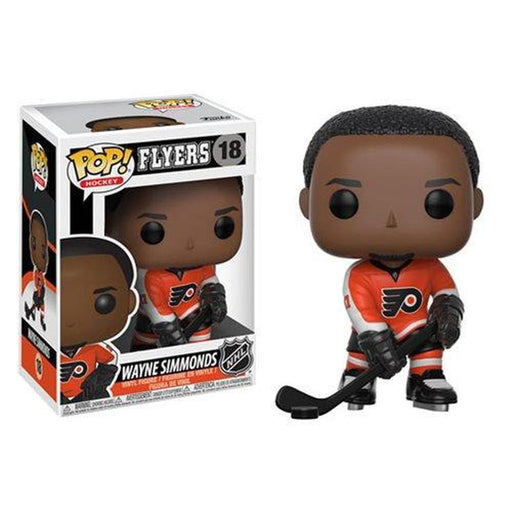 Funko Pop! NHL: Wayne Simmonds Pop! Vinyl Figure #18-Fumble Pop!