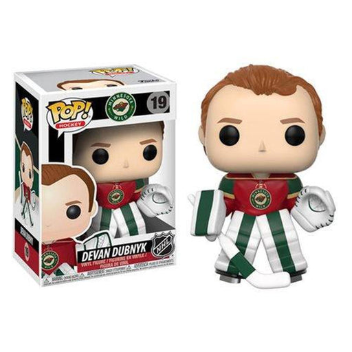 Funko Pop! NHL: Devan Dubnyk Pop! Vinyl Figure #19-Fumble Pop!
