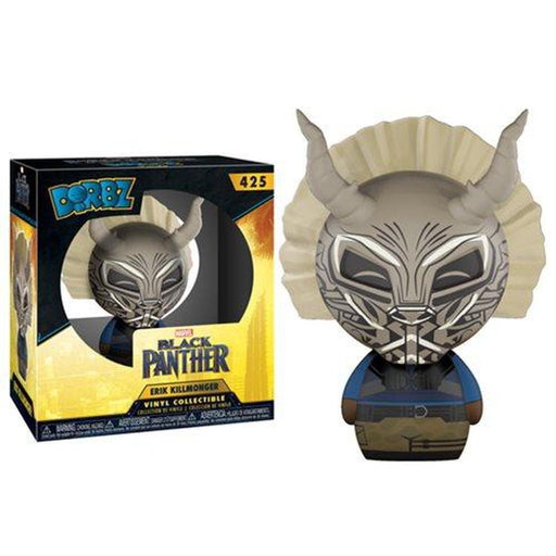 Funko Pop! Dorbz: Black Panther Erik Killmonger Dorbz Vinyl Figure #425-Fumble Pop!