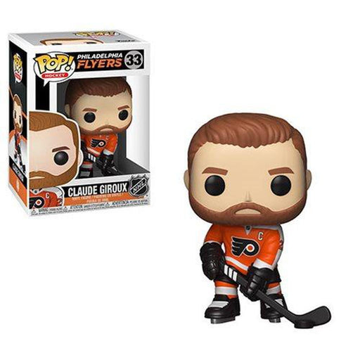 Funko Pop! NHL: Claude Giroux Flyers Pop! Vinyl Figure #33-Fumble Pop!