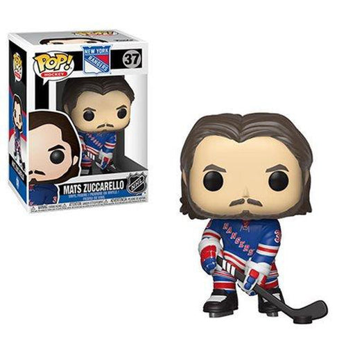 Funko Pop! NHL: Mats Zuccarello Rangers Pop! Vinyl Figure #37-Fumble Pop!