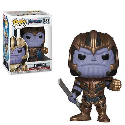 Funko Pop Movie: Avengers: Endgame Thanos Pop! Vinyl Figure (Pre-Order)-Fumble Pop!