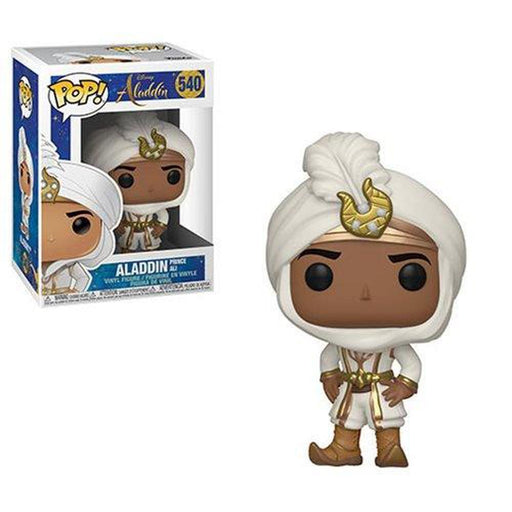 Funko Pop! Disney: Aladdin Live Action Prince Ali Pop! Vinyl Figure-Fumble Pop!