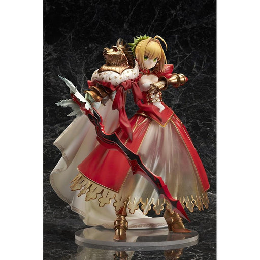 STRONGER FATE/GRAND ORDER SABER/NERO CLAUDIUS 3RD ASCENSION 1/7 SCALE (Pre-Order)-Fumble Pop!