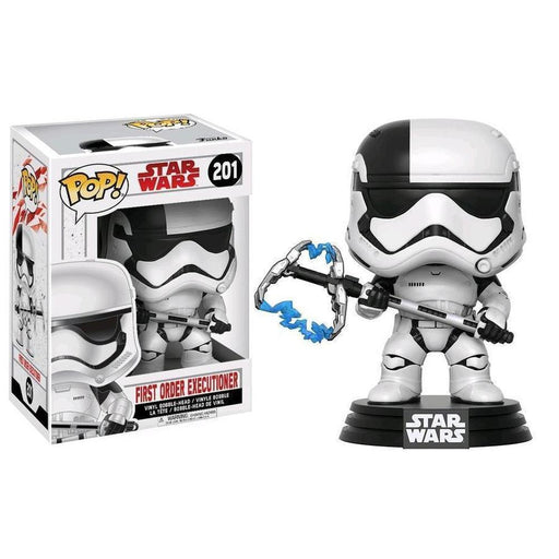 Funko Pop! Star Wars: TLJ- First Order Executioner-Fumble Pop!