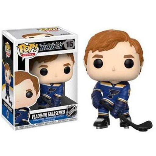 FUNKO POP! NHL S2: Vladimar Tarasenko (Home Jersey) (Vinyl Figure)-Fumble Pop!