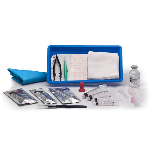 Sharps Safe Mammography Tray