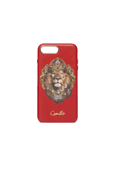 CAMILLA IPHONE 7 PLUS PHONE CASE KING LOUIS