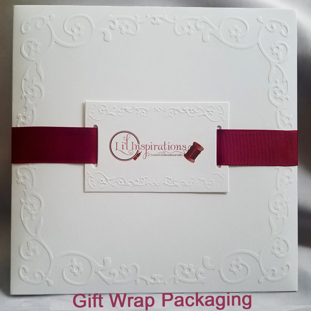 handkerchief gift box and packaging
