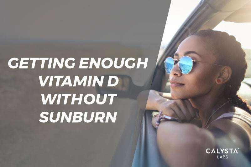 Getting Enough Vitamin D Without Sunburn