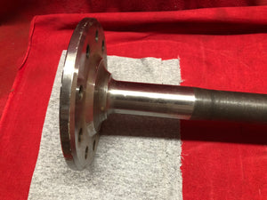 1965-7 Chevelle 12 Bolt Rear End Axle - New - Sundellauto Specialties Chevelle, El Camino, Malibu, Impala, Caprice, Biscayne, Bel Air, Camaro, Nova, Chevy II, GTO, LeMans, Tempest, Bonneville, Grand Prix, Catalina, Ventura, Skylark, Special, GS, Riviera, Gran Sport, Wildcat, Cutlass, Cutlass Supreme, 442, F-85, and Vista Cruiser Rear Axle Original