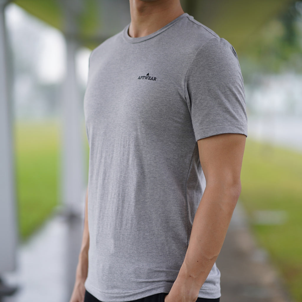 Statement T-Shirt (Grey)