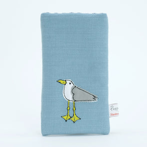 cheeky seagull - phone case