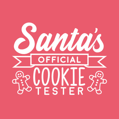 Santa's Official Cookie Tester
