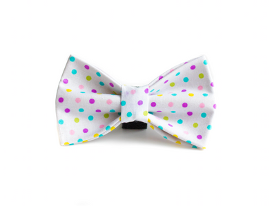 Spring Dots Bow