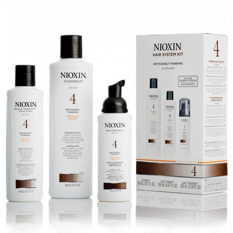 Nioxin System 4 Scalp and Hair Care Kit by Nioxin