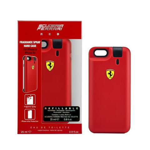 Scuderia Ferrari Red Gift Set by Ferrari