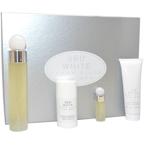 360 White Gift Set by Perry Ellis